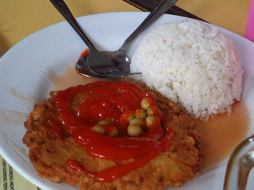 Makan bakso di tempat legendarisnya langsung di lapangan for Aja asian cuisine menu
